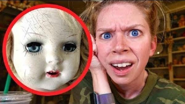 Rachel 'Bunny' Meyer haunted doll experience