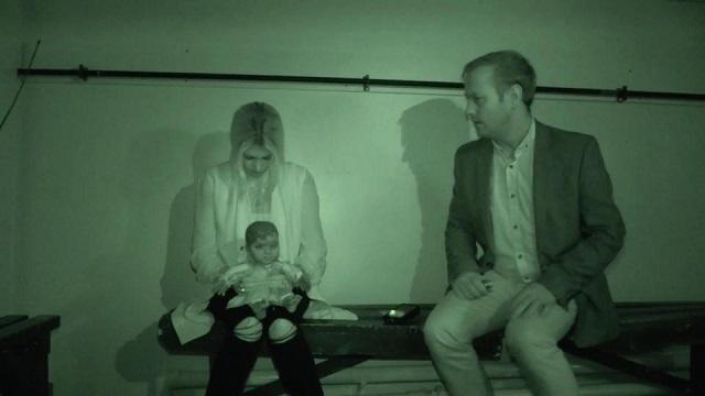 Rebecca and Sean Palmer ghost hunters UK