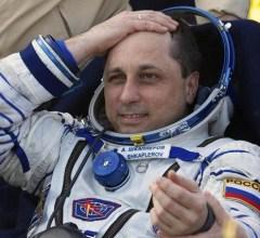 Anton Shkaplerov Astronaut
