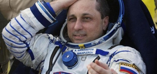 Russian cosmonaut finds alien life from International Space Station