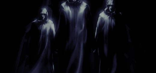 Mysterious cloaked beings invoke miracle recovery