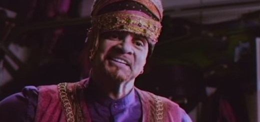 Actor and comedian Sinbad's Shazaam! conspiracy