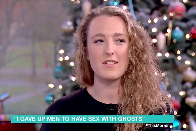 Amethyst Realm ghost sex interview
