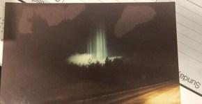 Glen Arbor UFO experience