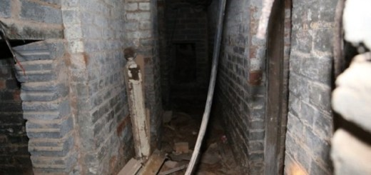 Irish man discovers hidden dungeon under his apartment