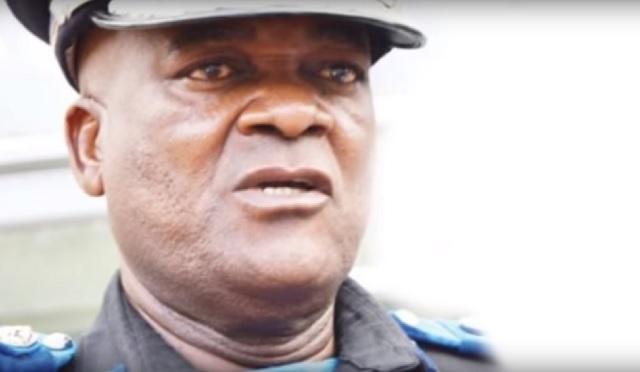 Police chief Malawi