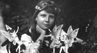 The famous Cottingley fairies