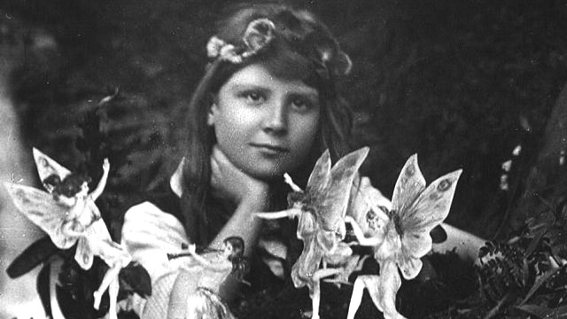 The famous Cottingley fairies