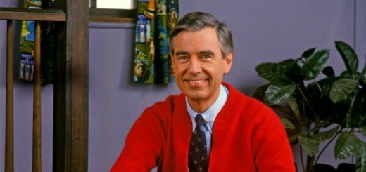 Was Fred Rogers a divine protector of humanity?
