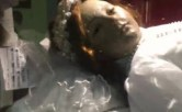 Santa Inocencia corpse Mexico