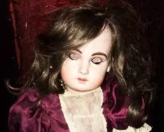 Ayda the Cursed Doll