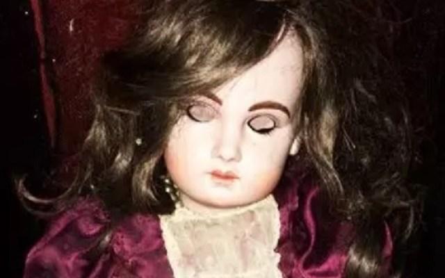 Ayda the Cursed Doll