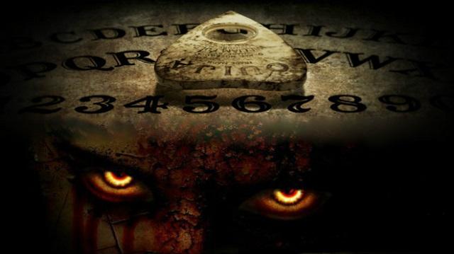 Ouija board nightmare