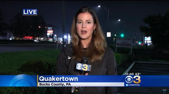 Quakertown PA strange sounds heard