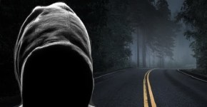 The Phantom Hoodie Man