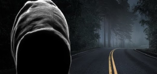 Phantom Hoodie Men Terrify Travelers in Ohio