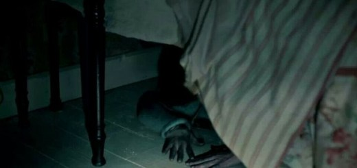 Couple Finds Something Scary Under Their Bed