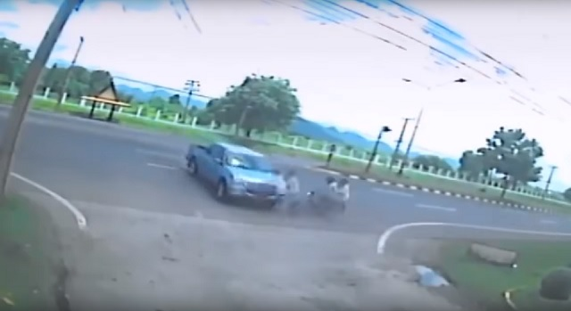 Thailand Woman's Soul Leaves Her Body After Accident