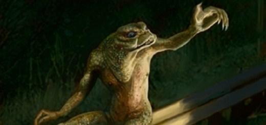 The Loveland Frog Sightings