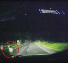Little ghost boy Philippines roadside