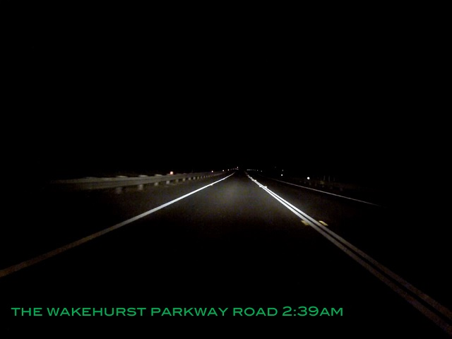 Wakehurst Parkway Road Australie