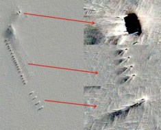 Mystery Base Antarctica