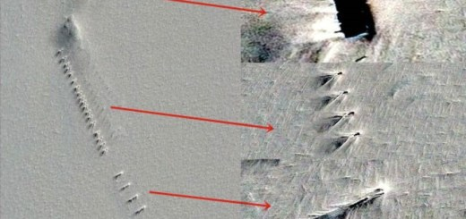 Mystery Base Discovered In Antarctica