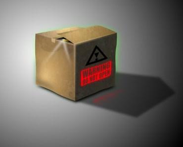 mystery box dark web