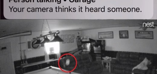 Camera Captures Paranormal Activity In Haunted Garage