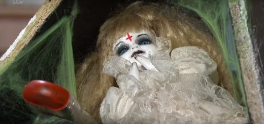 Haunted Doll Dispute Gets Settled On British Television Show