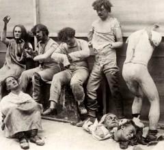 Madame Tussauds burnt mannequins 1925