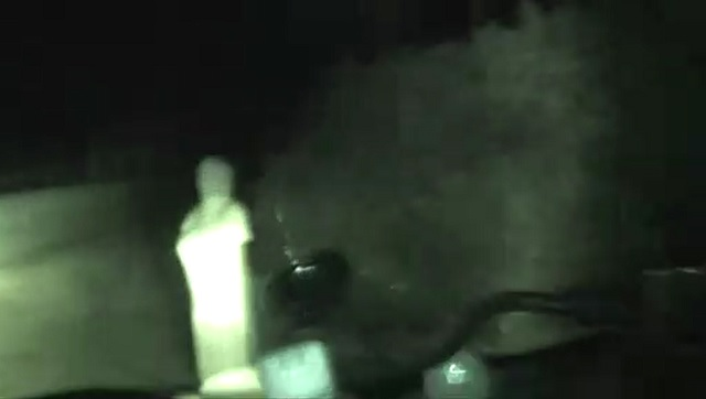 Ghost Lady In White India Chikkamagaluru road