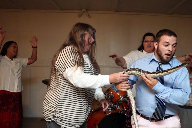 Pastor Cody Coots Kentucky Snake Bite