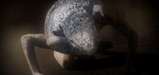 Armadillo Headed Humanoid Seen In Alabama