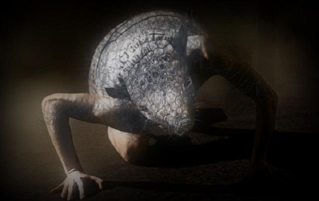 armadillo humanoid man Alabama