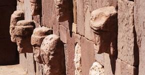 Ancient City Of Tiahuanaco