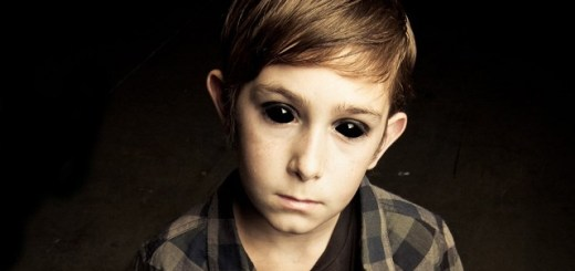 This Was No Child, It Was A Black Eyed Kid
