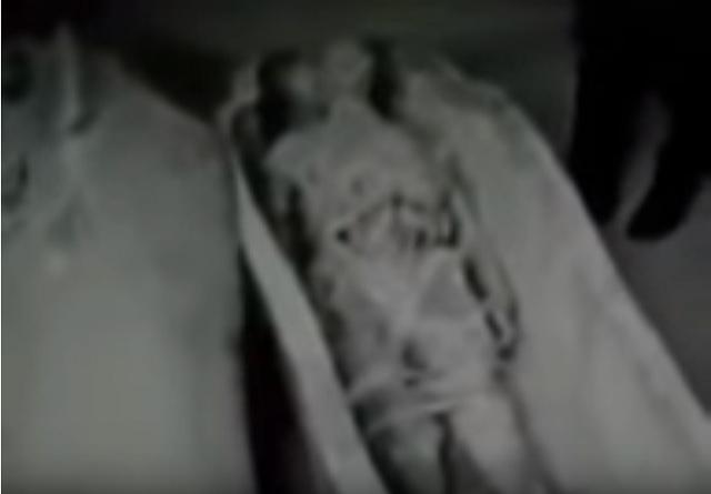 KGB alien mummy discovery Egypt