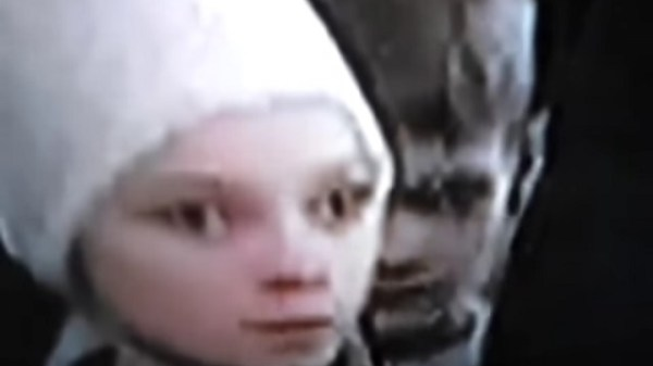 Alien reptilian children in Russia with Putin
