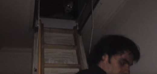 Paranormal Attic Dweller Terrorizes Portuguese Couple On Video