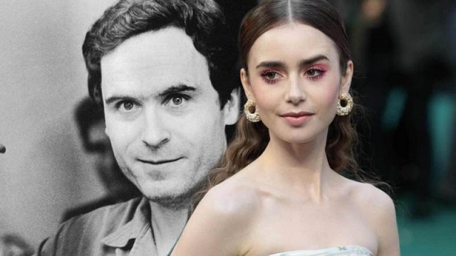 Lily Collins Ted Bundy Movie