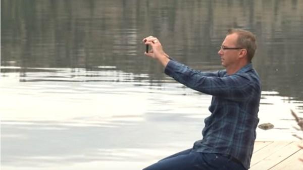 Canadian-Man-Captures-Ogopogo-On-Camera