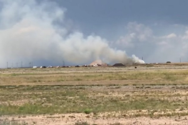Roswell New Mexico explosion June 5 2019