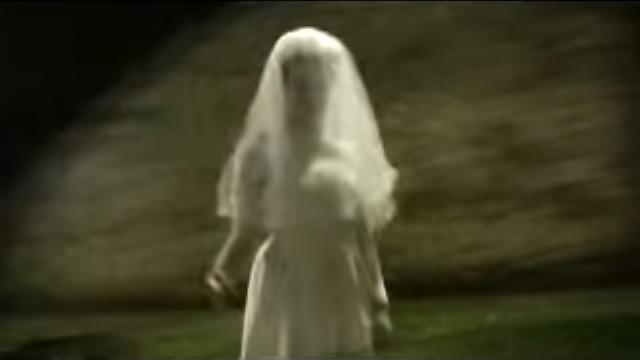 Roadside ghost found footage