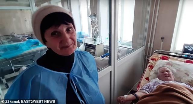 Ksenia Didukh Ukraine Back To Life