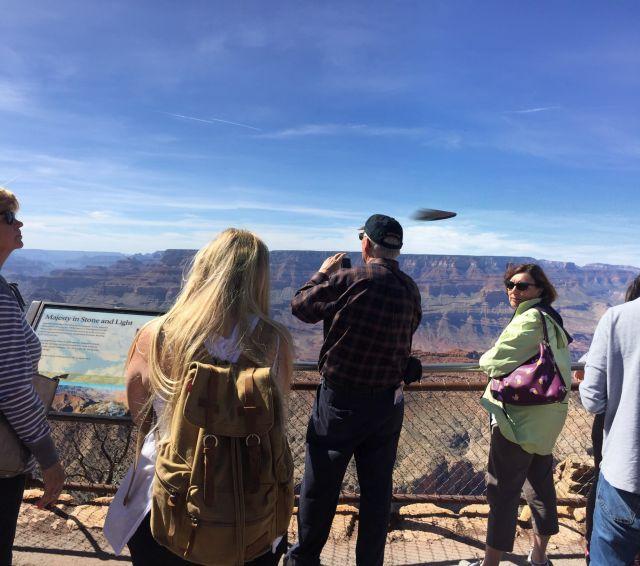 UFO Grand Canyon 2020