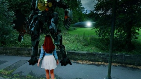 Rose Robson Hilbert Gateacre Robot