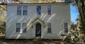 haunted house for sale in Lousiana