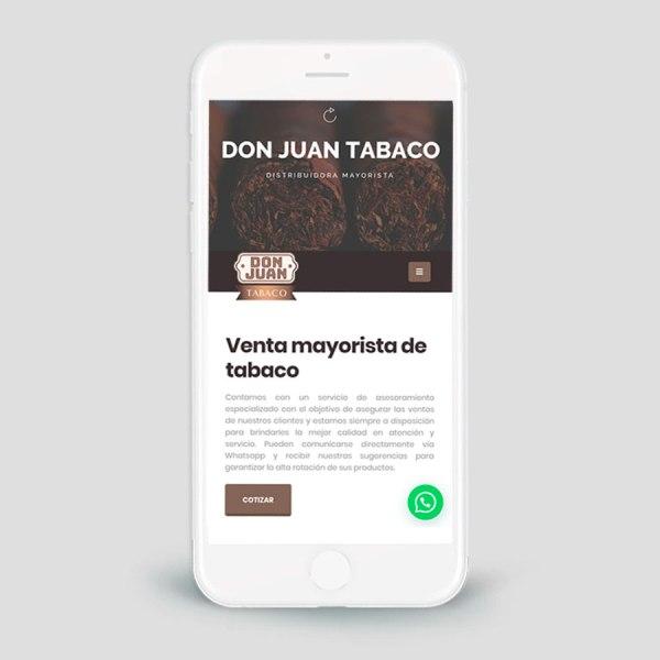 Sitio Web Tienda Online