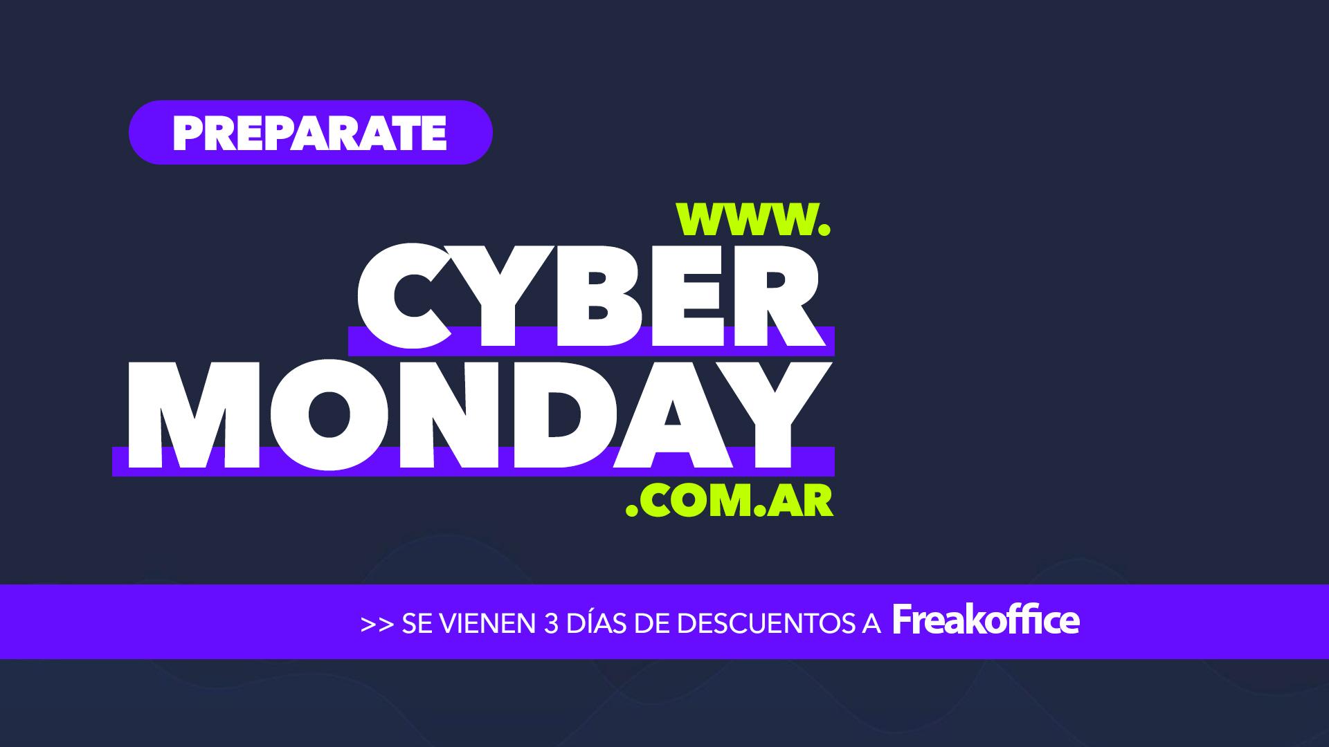 Cyber Monday - Freakoffice Desarrollo Web